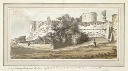 Pevensey Castle f. 65 (no. 119)